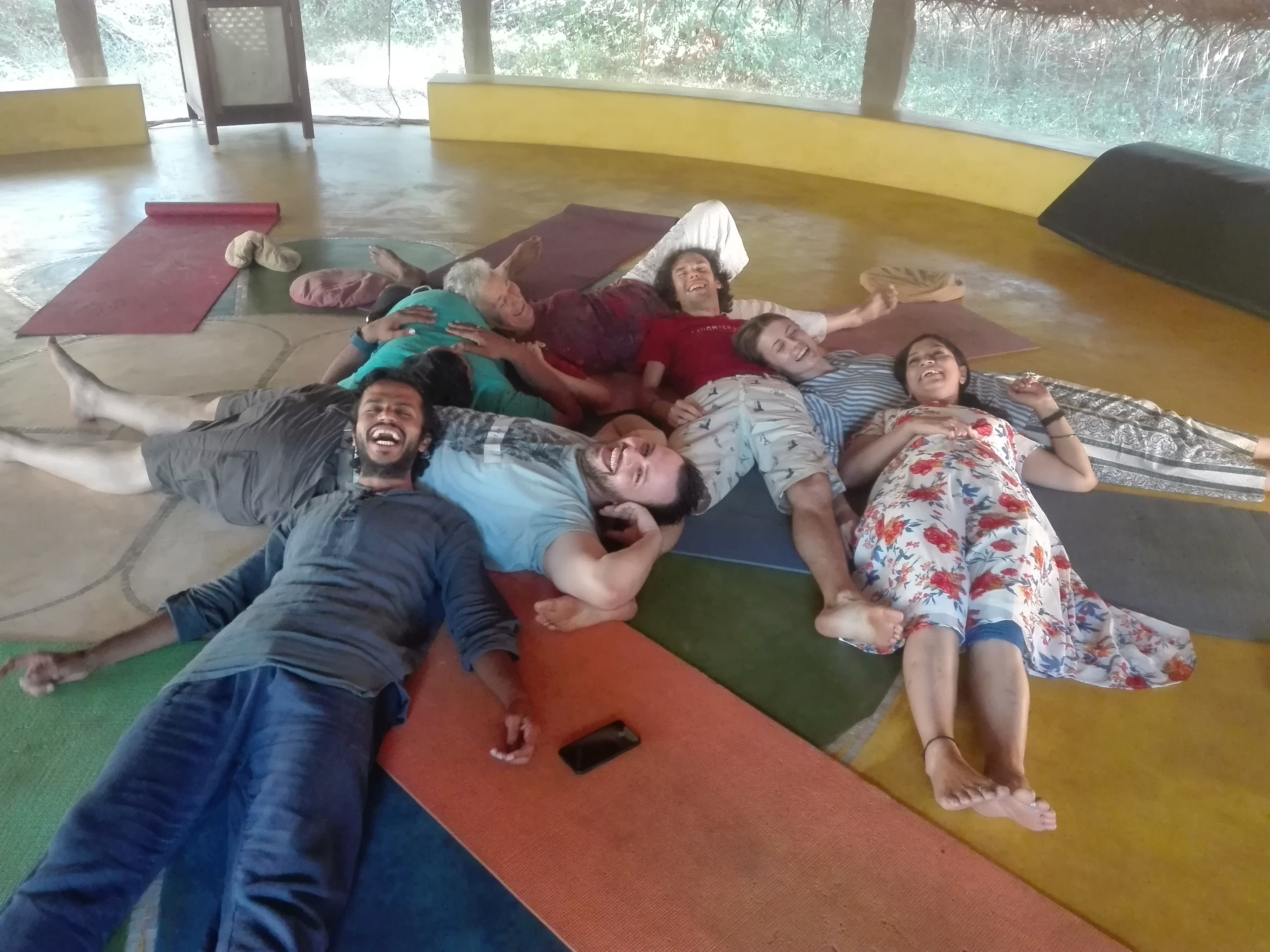 Laughter Yoga Classes @ Joy