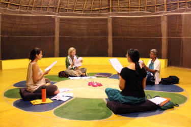 Traditional Mantra Classes @ Joy Community
