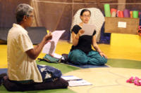 Traditional Mantra chanting @ Joy Community